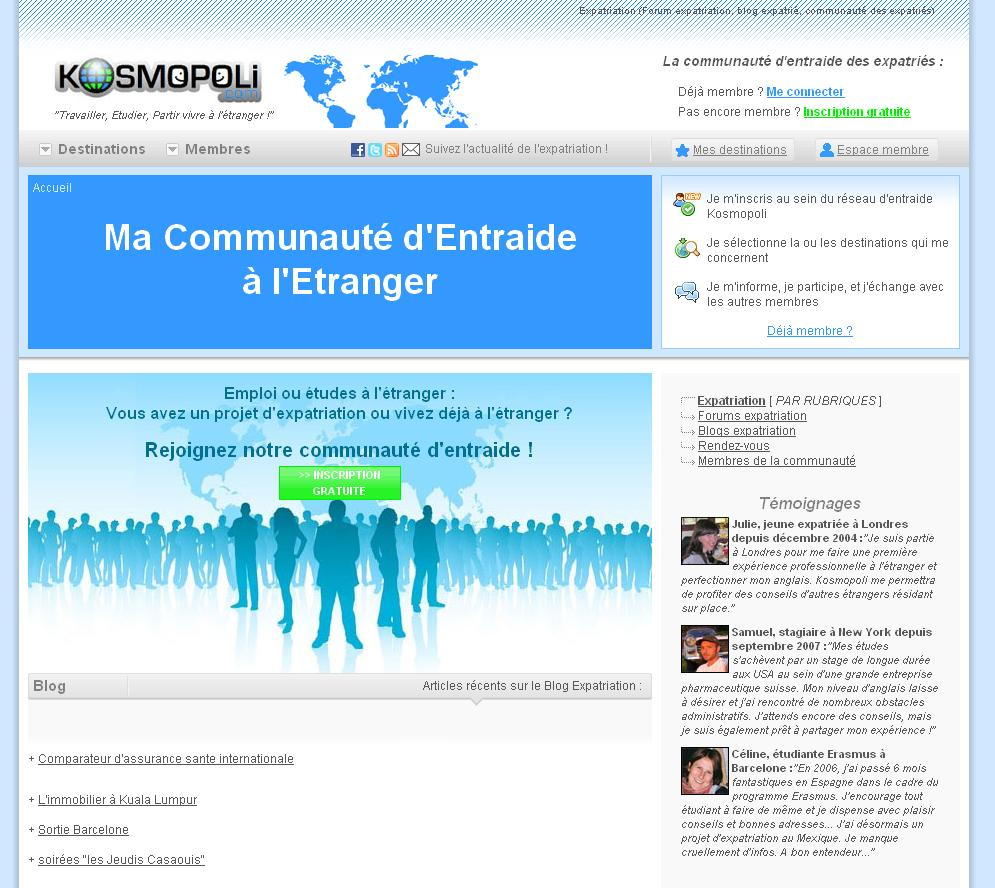 Rencontres expatries