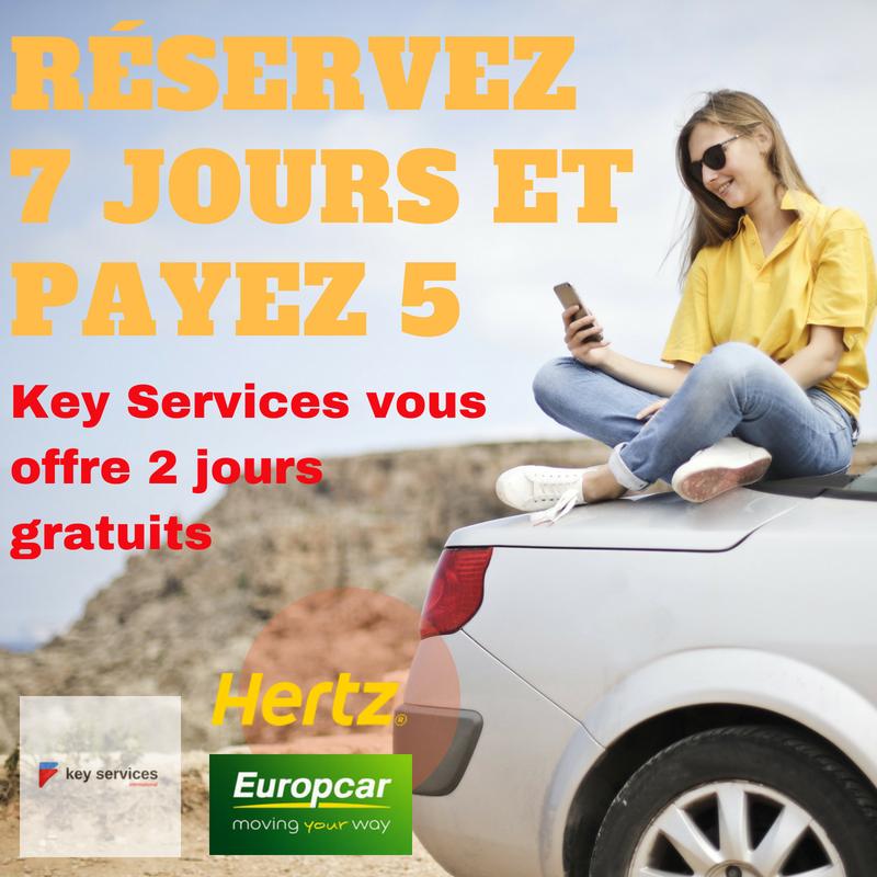ttcar location key service - offres-speciales