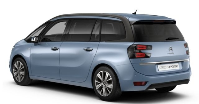 citroen grand c4 spacetourer in tt for your stay in europe. Black Bedroom Furniture Sets. Home Design Ideas